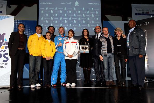Evgeni Plushenko「Laureus-AIPS Media Event Vancouver 2010」:写真・画像(7)[壁紙.com]
