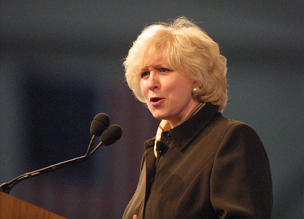 Canadian Culture「Former Canadian PM Kim Campbell at the Bakersfield Business Conference」:写真・画像(11)[壁紙.com]