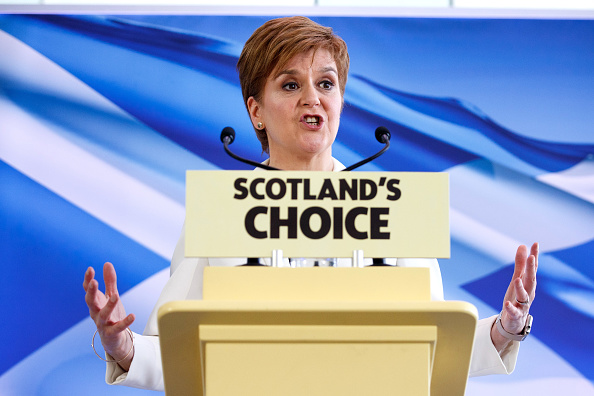 Independent News and Media「Nicola Sturgeon Sets Out Next Steps To Scottish Independence」:写真・画像(0)[壁紙.com]