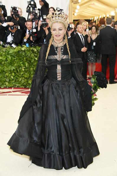 The Human Body「Heavenly Bodies: Fashion & The Catholic Imagination Costume Institute Gala - Arrivals」:写真・画像(11)[壁紙.com]