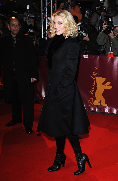 Black Coat「58th Berlinale Film Festival - Filth and Wisdom Premiere」:写真・画像(7)[壁紙.com]