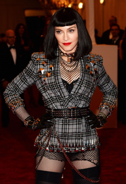 "Necklace「""PUNK: Chaos To Couture"" Costume Institute Gala」:写真・画像(2)[壁紙.com]"