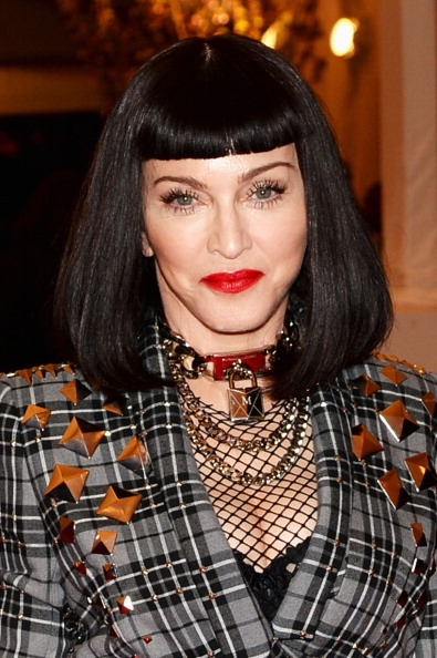"Necklace「""PUNK: Chaos To Couture"" Costume Institute Gala」:写真・画像(8)[壁紙.com]"