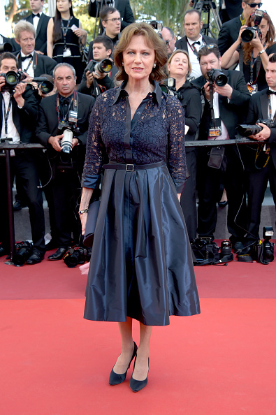 Incidental People「'Based On A True Story' Red Carpet Arrivals - The 70th Annual Cannes Film Festival」:写真・画像(16)[壁紙.com]