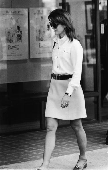 Skirt「Jacqueline Kennedy Onassis」:写真・画像(14)[壁紙.com]