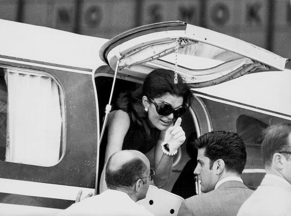 飛行機「Jacqueline Kennedy Onassis」:写真・画像(9)[壁紙.com]
