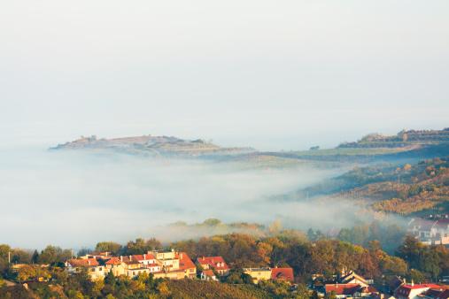 Obscured Face「Moravian vineyards (Czech Republic)」:スマホ壁紙(18)