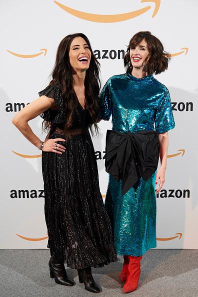 Red Shoe「Pilar Rubio And Paz Vega Attend Amazon Pop-Up Inauguration」:写真・画像(17)[壁紙.com]
