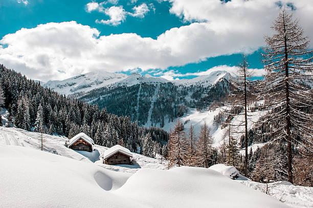 Austria, Salzburg State, Altenmarkt-Zauchensee, ski area:スマホ壁紙(壁紙.com)
