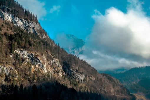 北チロル「Austria, Salzburg State, Maria Alm on Hochkoenig, alpine landscape」:スマホ壁紙(10)