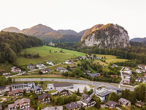 Salzkammergut「Austria, Salzburg State, Sankt Gilgen at Wolfgangsee」:スマホ壁紙(5)