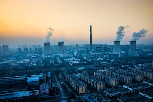 Beijing「Power generates electricity, burning fossil fuel」:スマホ壁紙(19)