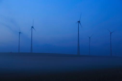 Generator「power generating wind turbine」:スマホ壁紙(17)