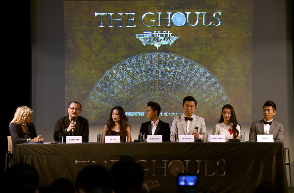 "Angelababy「""The Ghouls"" Photocall And Press Conference - The 68th Annual Cannes Film Festival」:写真・画像(17)[壁紙.com]"