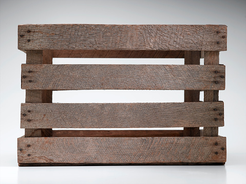 Plank - Timber「Wooden Crate」:スマホ壁紙(10)