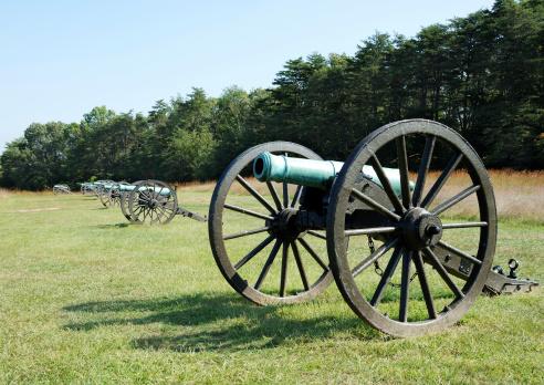 Battle「American Civil War Cannon」:スマホ壁紙(4)