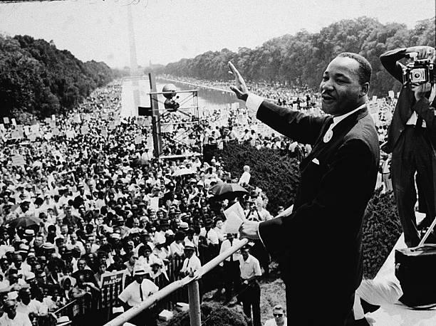 MLK At The March On Washington:ニュース(壁紙.com)