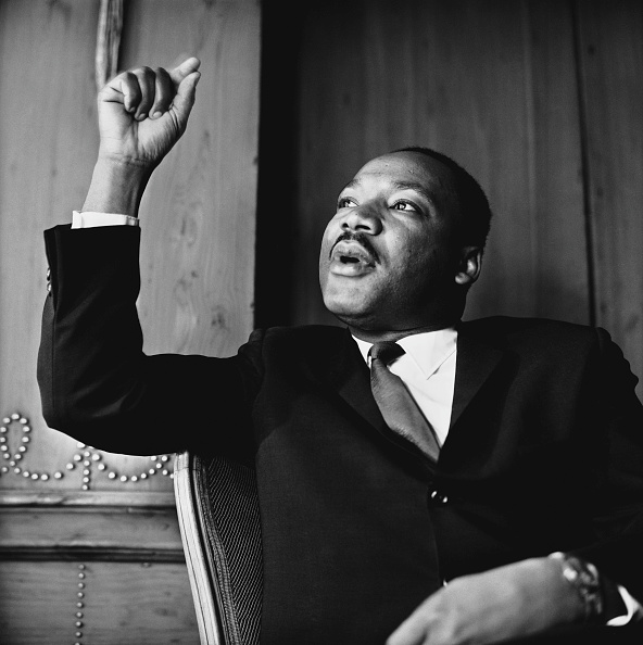 Arms Raised「Martin Luther King In London」:写真・画像(5)[壁紙.com]