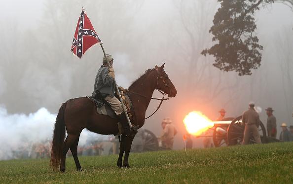American Civil War「Appomattox Marks 150th Anniversary Of Surrender Of Lee's Army In Civil War」:写真・画像(19)[壁紙.com]