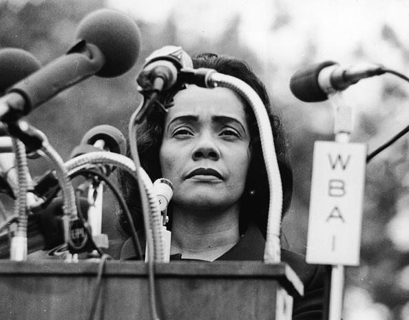 Coretta Scott King「Coretta Scott King」:写真・画像(0)[壁紙.com]