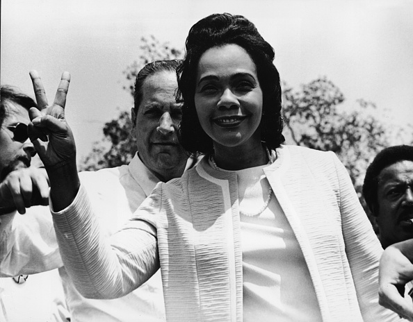 Black Civil Rights「Coretta Scott King」:写真・画像(3)[壁紙.com]