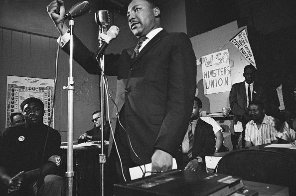 Social Justice - Concept「MLK In Chicago」:写真・画像(1)[壁紙.com]