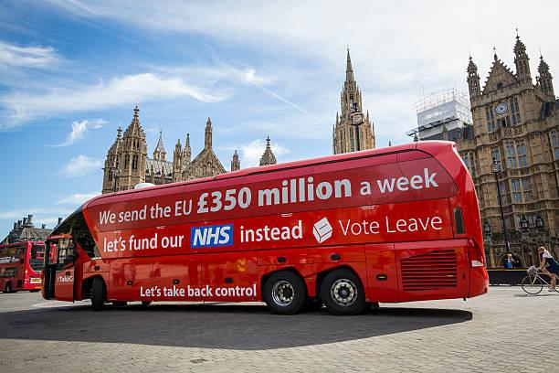 Greenpeace Re-brands Boris Johnson's Brexit Battlebus:ニュース(壁紙.com)