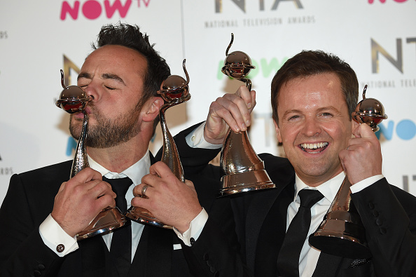 National Television Awards「National Television Awards - Winners Room」:写真・画像(1)[壁紙.com]