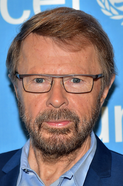 Bjorn Ulvaeus「UNICEF Launches The #IMAGINE Project To Celebrate The 25th Anniversary Of the Rights Of A Child」:写真・画像(1)[壁紙.com]