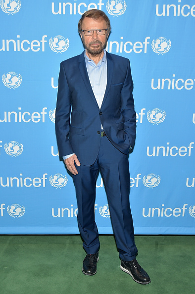 Bjorn Ulvaeus「UNICEF Launches The #IMAGINE Project To Celebrate The 25th Anniversary Of the Rights Of A Child」:写真・画像(0)[壁紙.com]