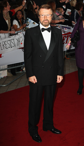 Bjorn Ulvaeus「The National Movie Awards 2008 - Arrivals」:写真・画像(16)[壁紙.com]
