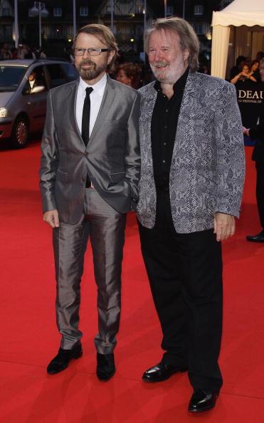 Bjorn Ulvaeus「34th Deauville Film Festival: Official Opening (Mamma Mia)」:写真・画像(6)[壁紙.com]