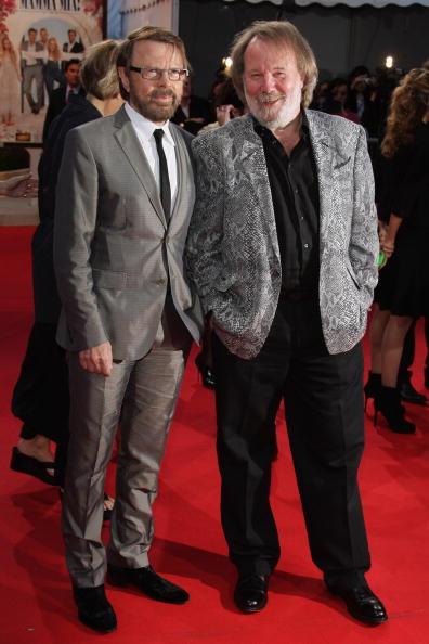 Bjorn Ulvaeus「34th Deauville Film Festival: Official Opening (Mamma Mia)」:写真・画像(5)[壁紙.com]