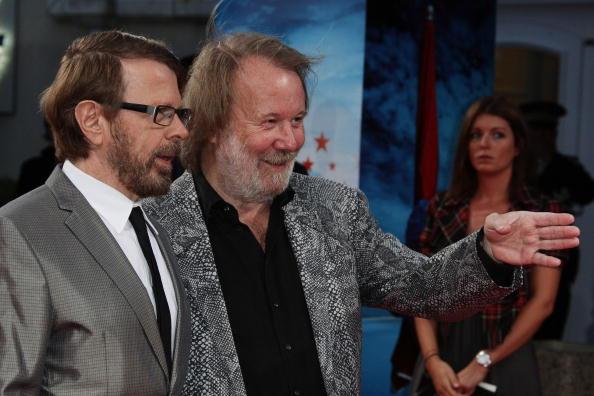 Bjorn Ulvaeus「34th Deauville Film Festival: Official Opening (Mamma Mia)」:写真・画像(4)[壁紙.com]