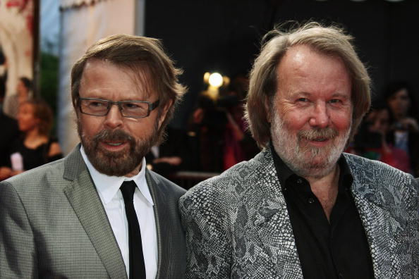 Swedish Culture「34th Deauville Film Festival: Official Opening (Mamma Mia)」:写真・画像(17)[壁紙.com]