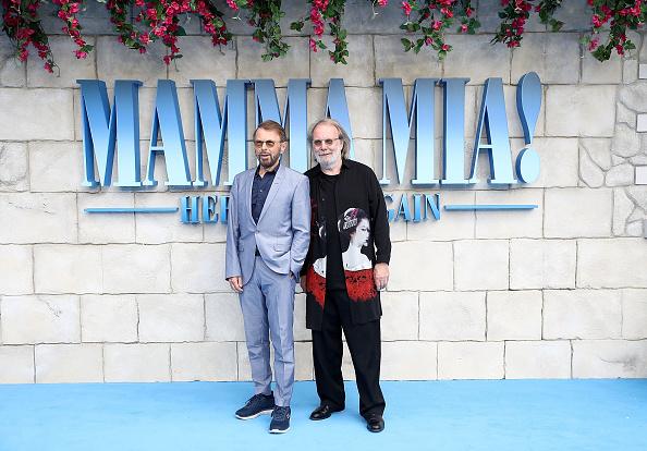 """Bjorn Ulvaeus「""""Mamma Mia! Here We Go Again"""" - UK Premiere - Red Carpet Arrivals」:写真・画像(18)[壁紙.com]"""