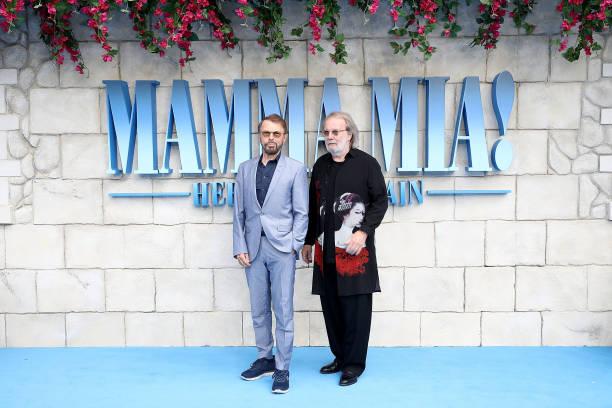 """Mamma Mia! Here We Go Again"" - UK Premiere - Red Carpet Arrivals:ニュース(壁紙.com)"