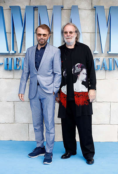"Bjorn Ulvaeus「""Mamma Mia! Here We Go Again"" - UK Premiere - Red Carpet Arrivals」:写真・画像(3)[壁紙.com]"