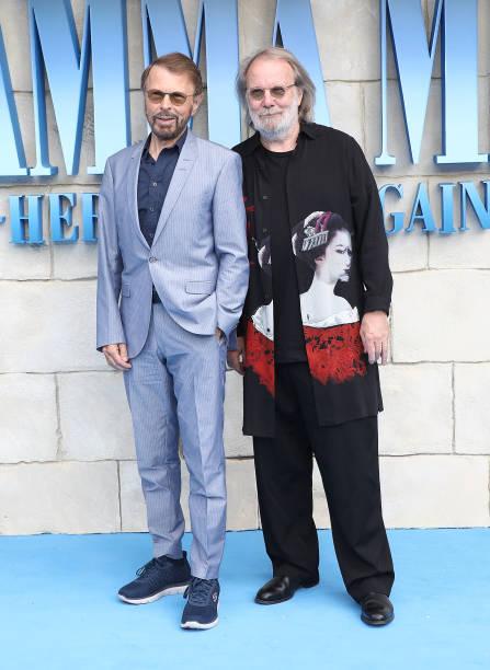 'Mamma Mia! Here We Go Again' - UK Premiere - Red Carpet Arrivals:ニュース(壁紙.com)