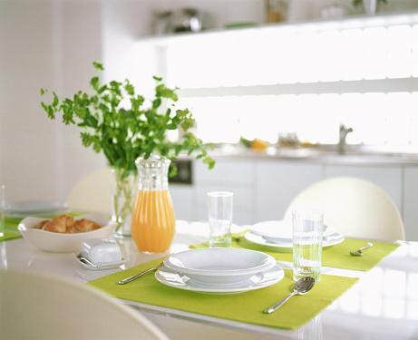 アーカイブ画像「Table set for breakfast」:スマホ壁紙(19)