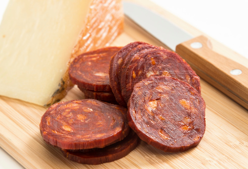 Chorizo「Manchego Cheese and Chorizo」:スマホ壁紙(12)