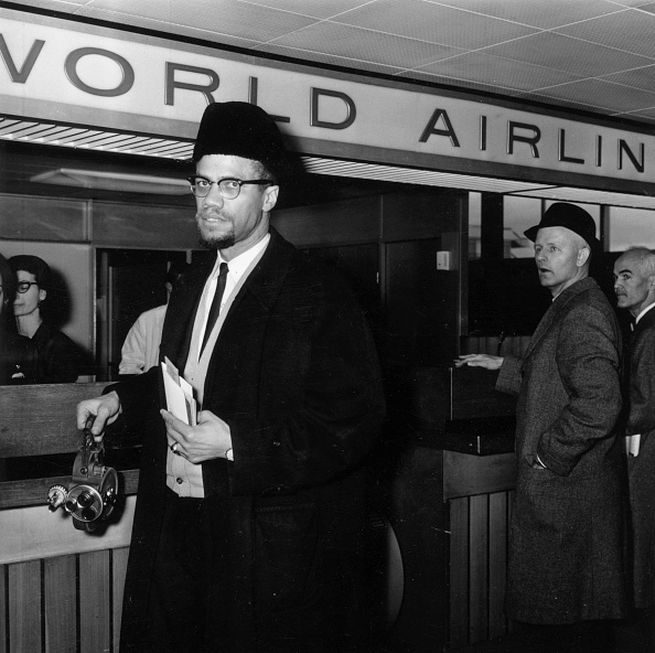 Heathrow Airport「Malcolm X」:写真・画像(8)[壁紙.com]