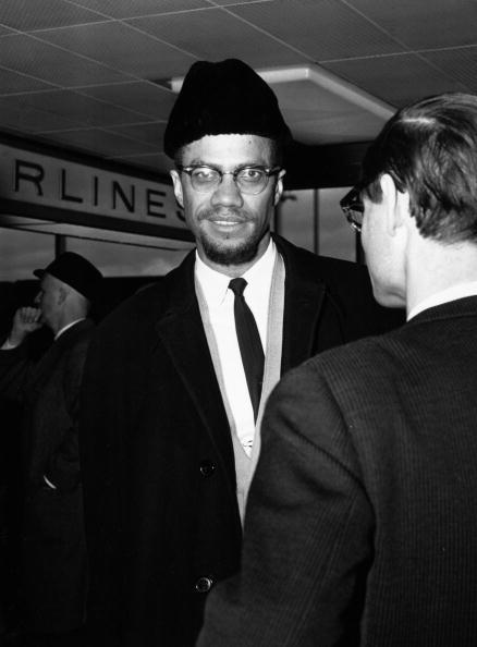 Black Civil Rights「Malcolm X」:写真・画像(19)[壁紙.com]