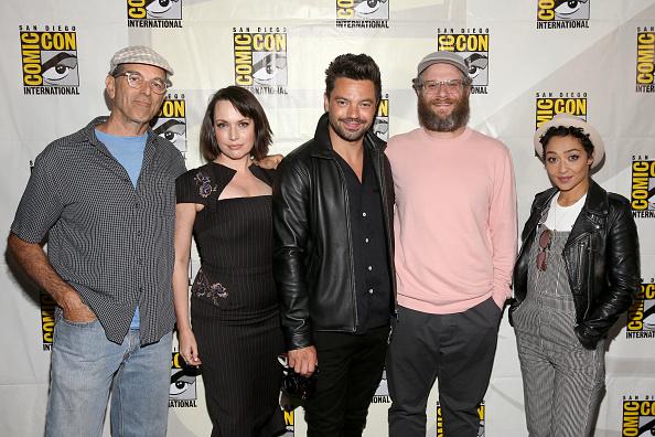 Preacher - Television Show「AMC At Comic Con 2019 - Day 1」:写真・画像(13)[壁紙.com]