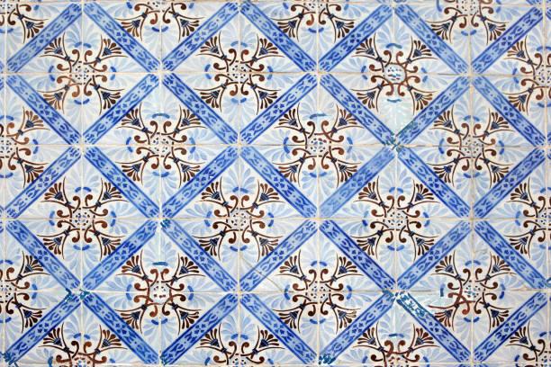 Portugal, Azulejos, close-up:スマホ壁紙(壁紙.com)