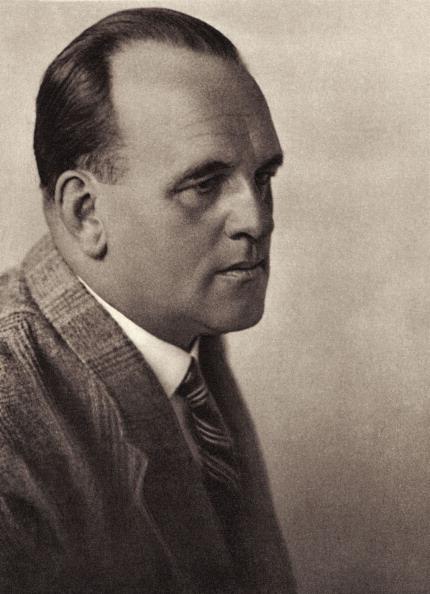 20th Century Style「Anton Wildgans - portrait.  Austrian poet and dramatist」:写真・画像(19)[壁紙.com]