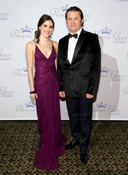 Leather Shoe「2013 Princess Grace Awards Gala - Inside Arrivals」:写真・画像(15)[壁紙.com]