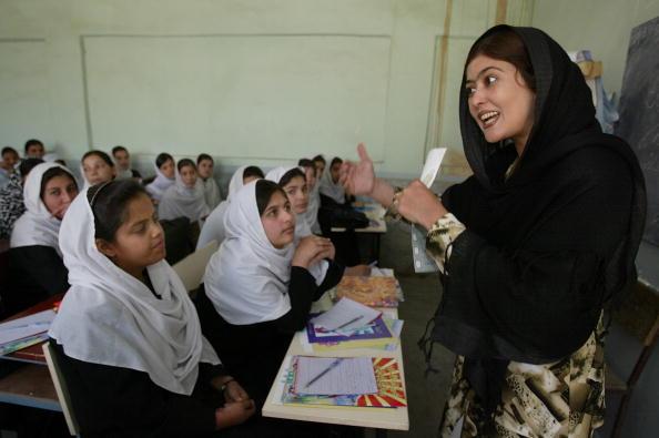 Females「Afghanistan Prepares For The Presidential Election」:写真・画像(7)[壁紙.com]