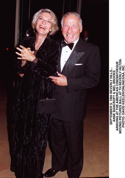 David Keeler「Beverly Hills Mel Brooks And Anne Bancroft Arrive At The American Cinematheque M」:写真・画像(0)[壁紙.com]