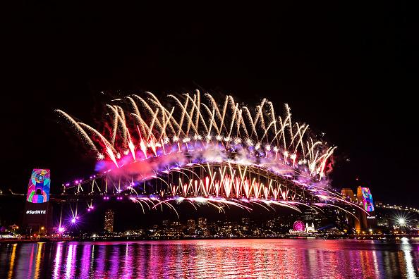 シドニー「Sydney Celebrates New Year's Eve 2018」:写真・画像(7)[壁紙.com]